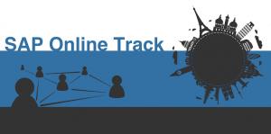 SAP Online Track banner